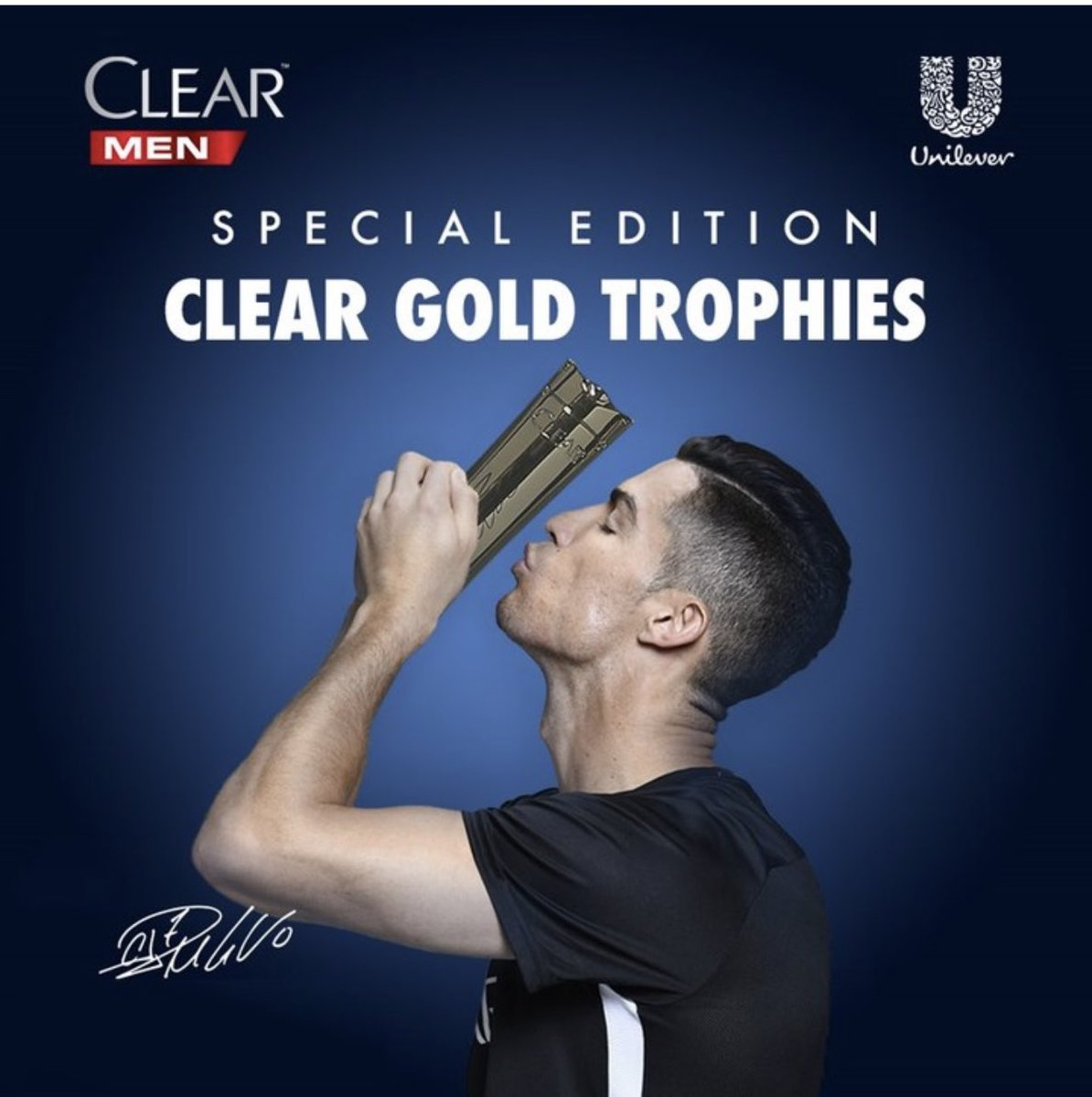 ⁦@Cristiano⁩  The wait is over. Congratulations to the 5 lucky winners! Head over to ⁦@clearhaircareJP⁩ to find out who won! #legendshampoo #Madelegend #ClearMen