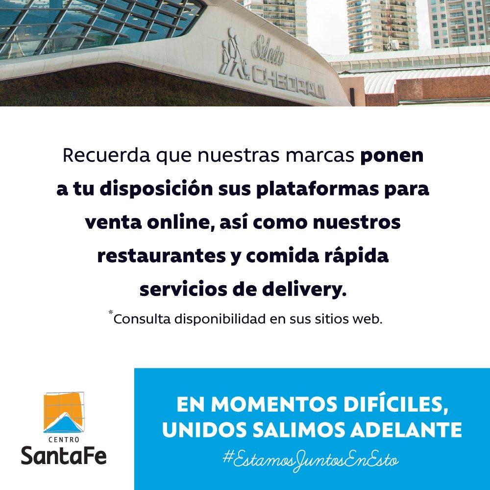 Consulta aquí todas las tiendas y restaurantes con servicio de #delivery y #PickUp 🛵🚲 >>> https://t.co/ZBRx4Jw4rt https://t.co/uUt9nLVF27