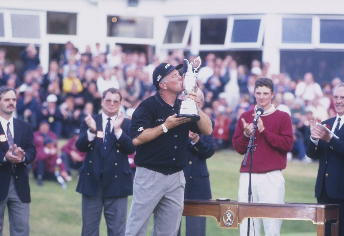 Happy Birthday @OmearaGolf 🎈 Read more about the 1998 Champion Golfer here 👉bit.ly/MarkOMeara