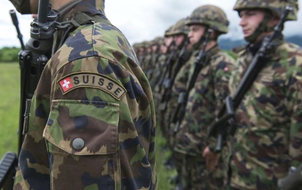 Новобранці швейцарської армії пройдуть базову військову підготовку онлайн. В цьому році в країні призвали на службу 12 тисяч юнаків і дівчат. Призовники будуть по шість годин на день вчити теорію.    13 січня 2021. https://t.co/DTtGdxjn3y https://t.co/56pImoBfTD
