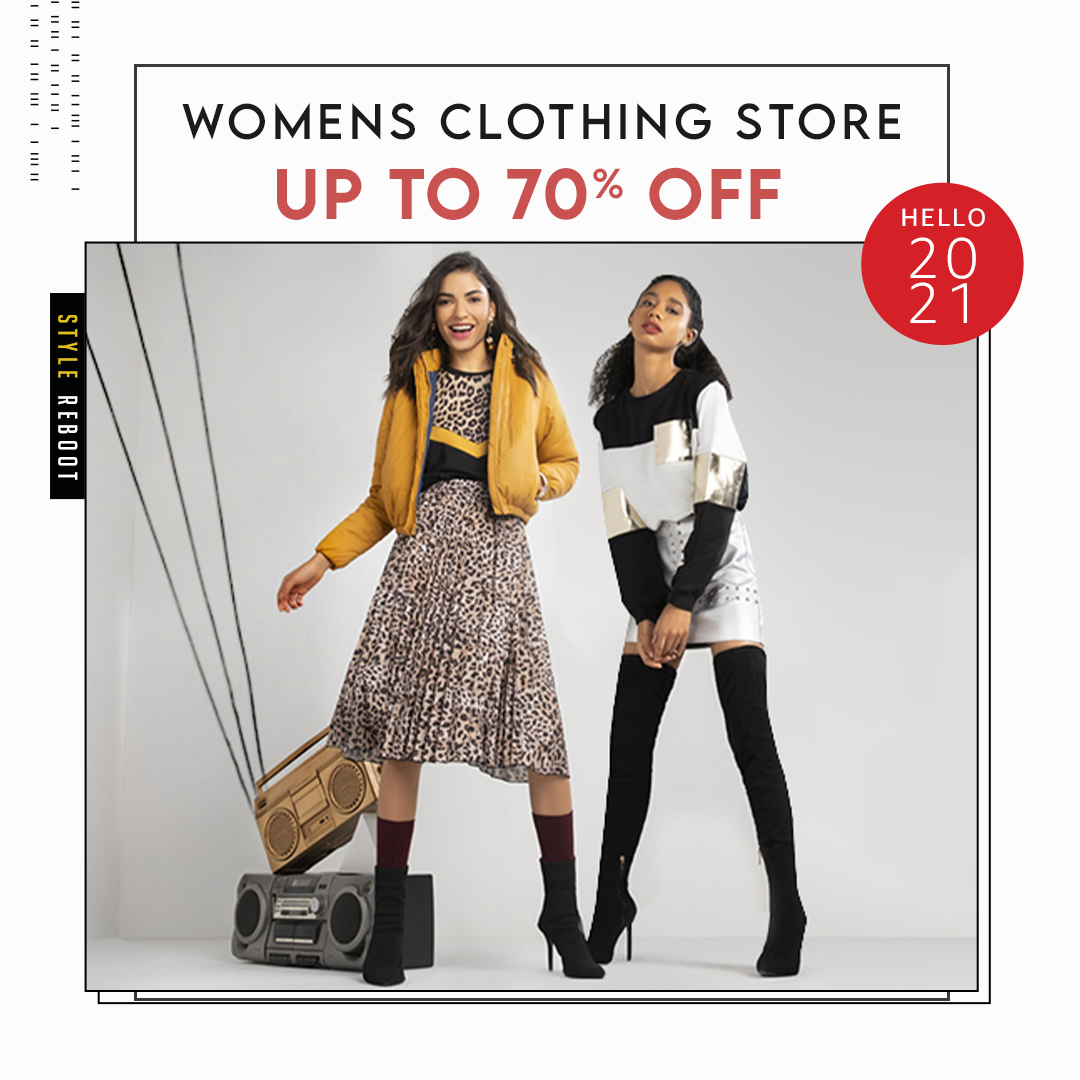 Get your wardrobe season ready with the #AmazonFashion Women's Clothing sale! Up to 70% off on styles you can't miss out on:  . . #womenswear #womensfashion #apparel #sale #discount #offer #AmazonFashion #HarPalFashionable