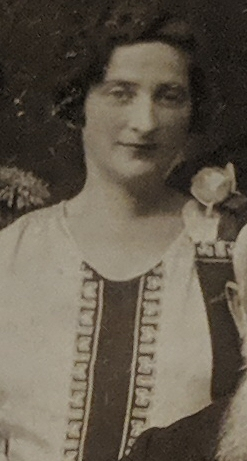 She, too, was murdered at Camp Auschwitz. Maybe she starved to death or was beaten by guards.