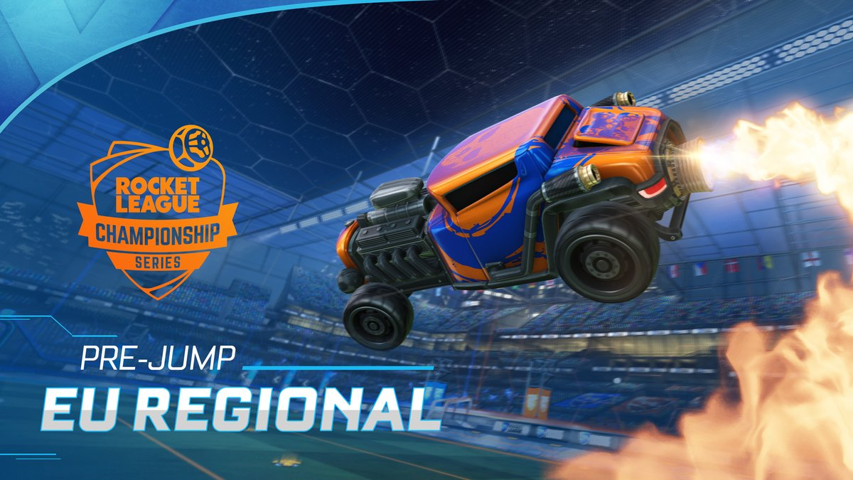 RocketLeague - One weekend of European #RLCSX action down, one more to go!  Check out this week's Pre-Jump featuring stories on @TeamLiquid, @dignitas, and more.  📰:
