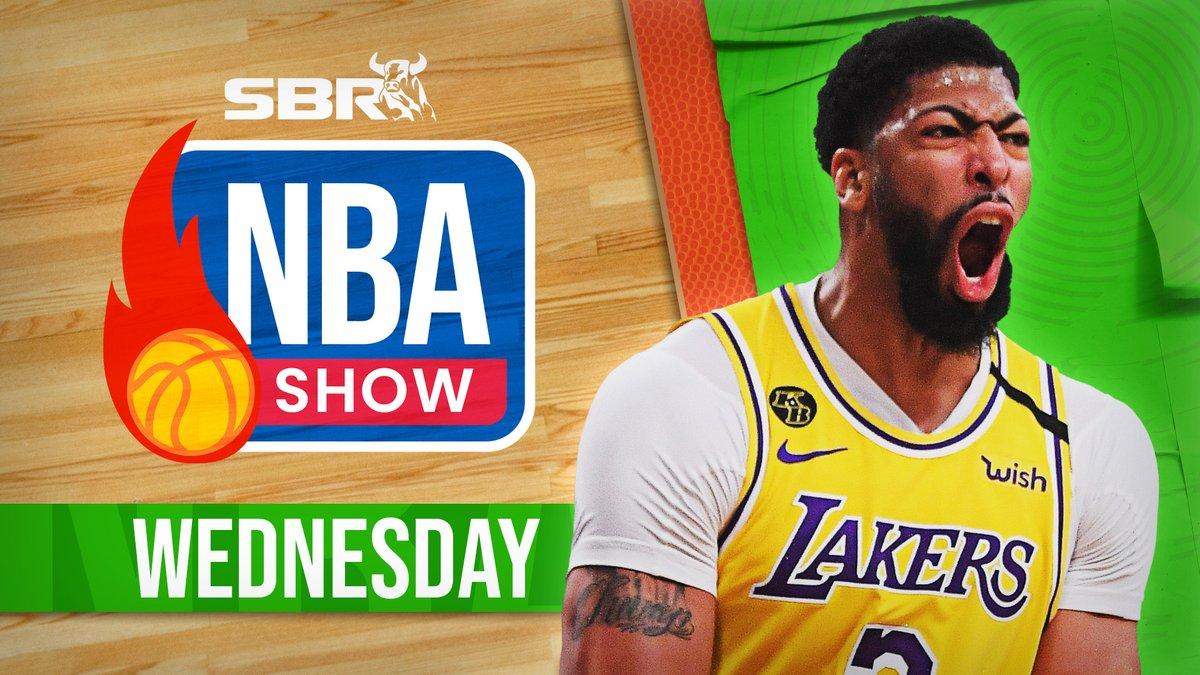LIVE in 5🚨  🎞🏀 #NBA Show! 😎@JayMoneyIsMoney 🤩@jrbrowne21 🤑@BlackJackBurner  ℹ️ Today Mavs vs Hornets Bucks vs Pistons Jazz vs Wizards Magic vs Celtics Nets vs Knicks Grizzlies vs Timberwolves Lakers vs Thunders Hawks vs Suns #NBATwitter  Watch⤵️  📺 https://t.co/Y6OCJNrElK https://t.co/Sr3M6GFJoq