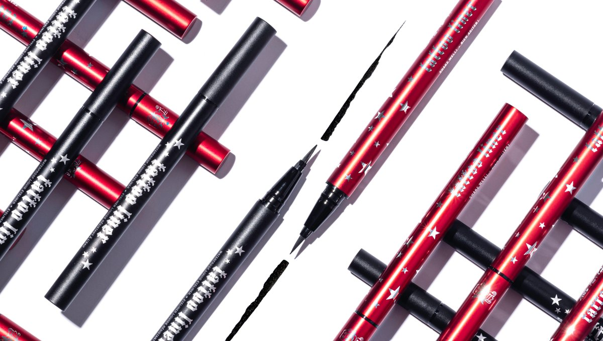 YOU can help us meet our goal of donating $28,000 to @GirlUp! ❤️ When you buy our limited-edition Tattoo Liner (US/CAN), we donate 5% to this initiative working towards gender equality! This covetable liner is only available for a limited time!  Shop now: