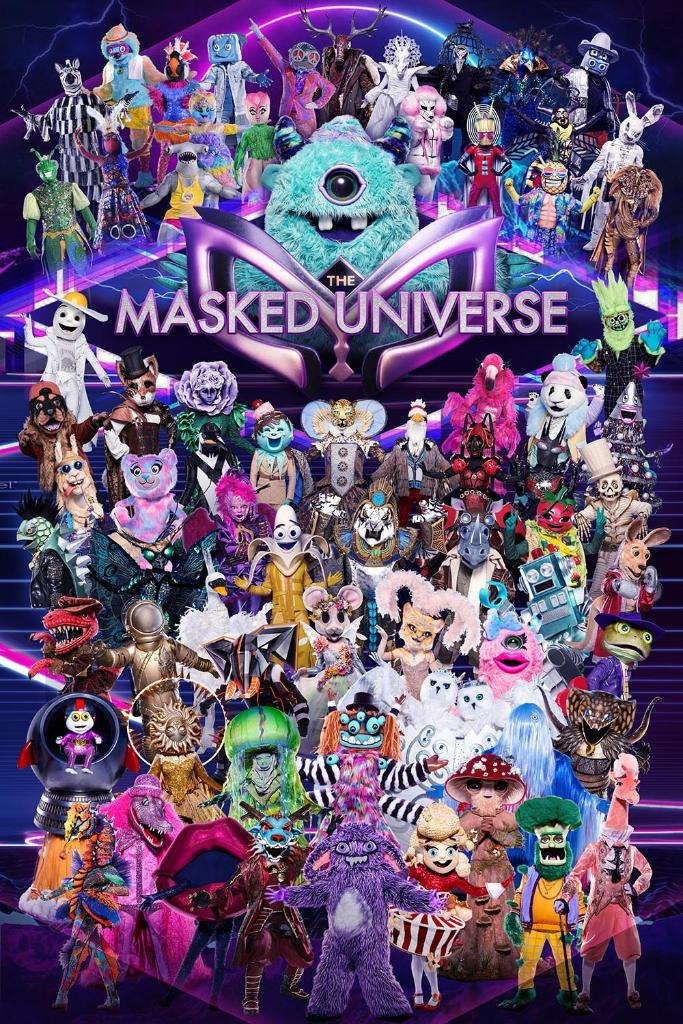 Who sees their fave mask? 👀🔍  The masked madness continues on #TheMaskedDancer tonight at 8/7c!