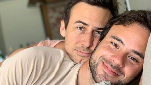 """Bruno Ascenzo saluda a Adrián Bello por su cumpleaños: """"Gracias por enseñarme que el amor es amor"""". ❤️"""