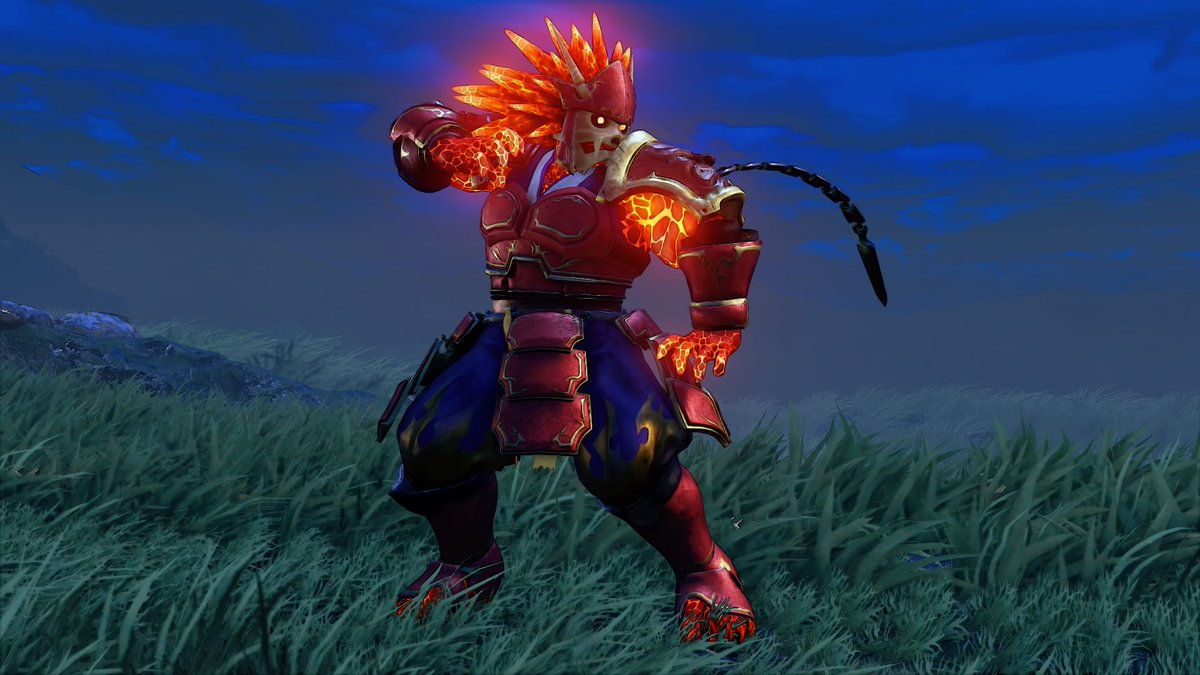 """ICYMI: The FIGHTING EX LAYER Garuda crossover costume for Akuma available NOW through Extra Battle!   Beat """"Garuda"""" once in Extra Battle to unlock this costume! 👹👿"""