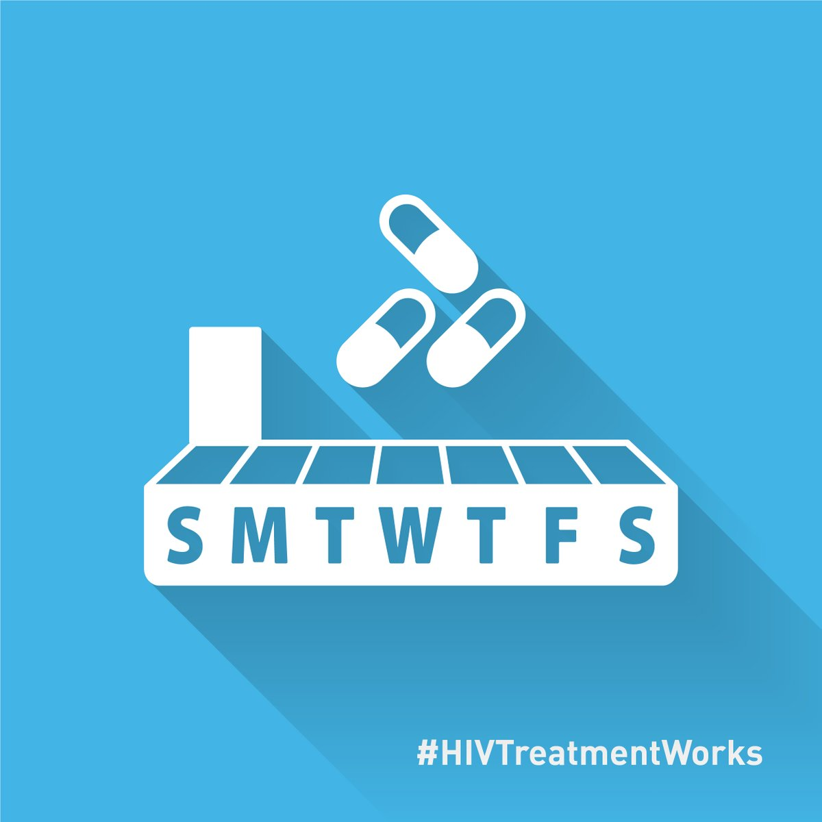 Are you having trouble remembering to take your #HIV meds? There are ways to make your regimen easier, such as using a pill container or a mobile app. Learn more:  #HIVTreatmentWorks #stopHIVtogether