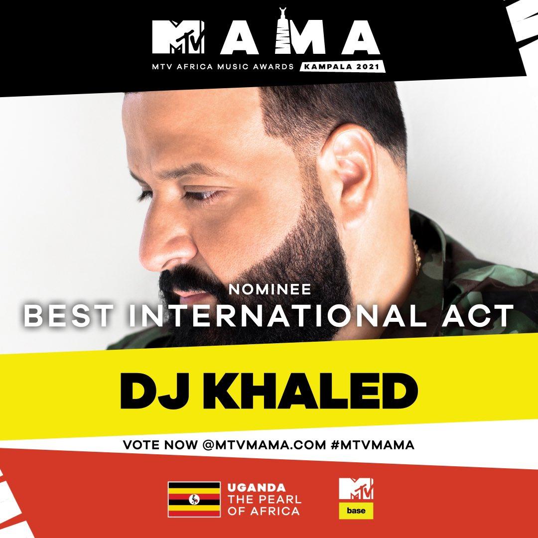 Bless up #FANLUV WORLDWIDE 🌍thank u for the nomination @MTVBaseAfrica #mtvmama  UGANDA 🇺🇬 LOVE ! AFRICA !