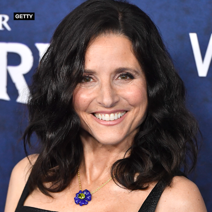 Happy 60th birthday to absolute queen Julia Louis-Dreyfus