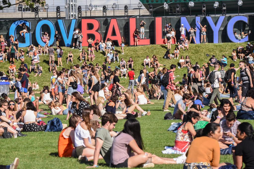 New York's Governors Ball Festival will apparently return in September