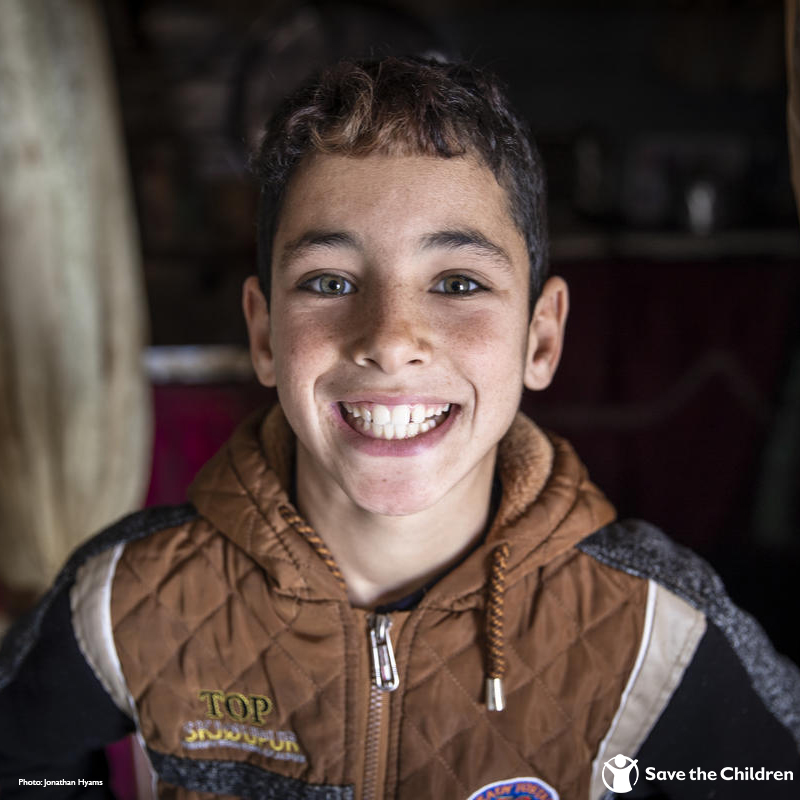 """I want to be a doctor. To treat people and heal them.""  11 year-old Khalil, a Syrian refugee, dreams of becoming a doctor. With your support, we're providing kids like him, the education and support they need to make their dreams come true!   #MakeYourDreamsComeTrueDay ✨"