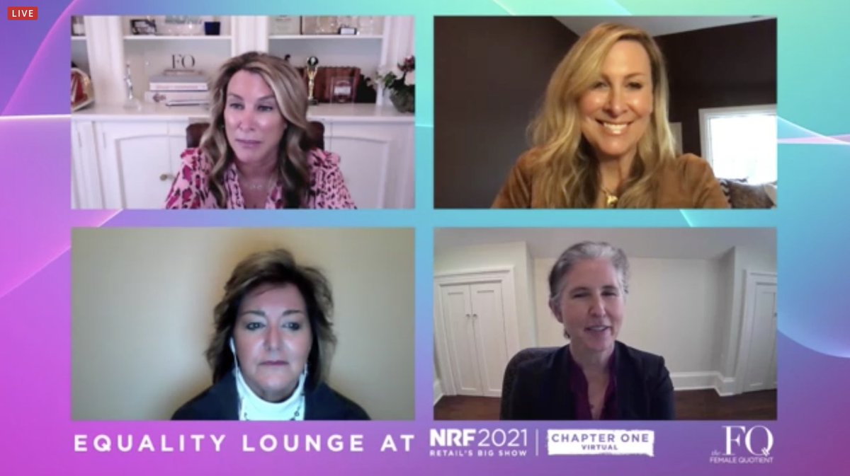 Have you ever received bad mentorship advice?  @theboardlist's Shannon shares that even if advice does not apply to you, it can still be helpful in guiding toward what is the right fit. #NRF2021
