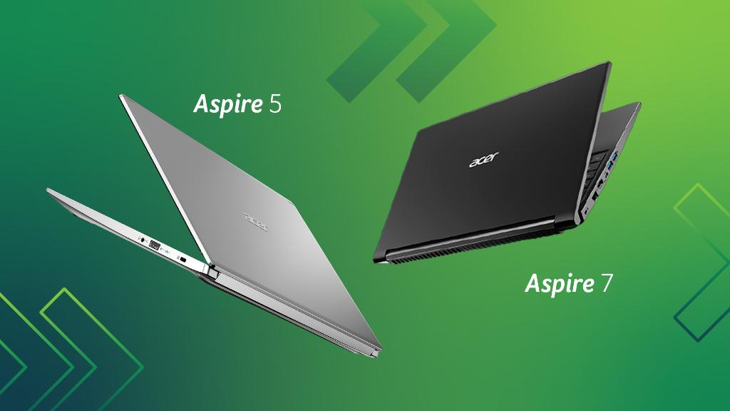 Get the power and reliability to do it all with the @AMD Ryzen™ 5000 Series processors in the new Aspire 5 and Aspire 7.   Go to https://t.co/dF3PbRyrEj to learn more. #NextAtAcer https://t.co/zg8CwuHaQw