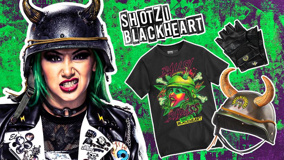@WWEShop's photo on Shotzi