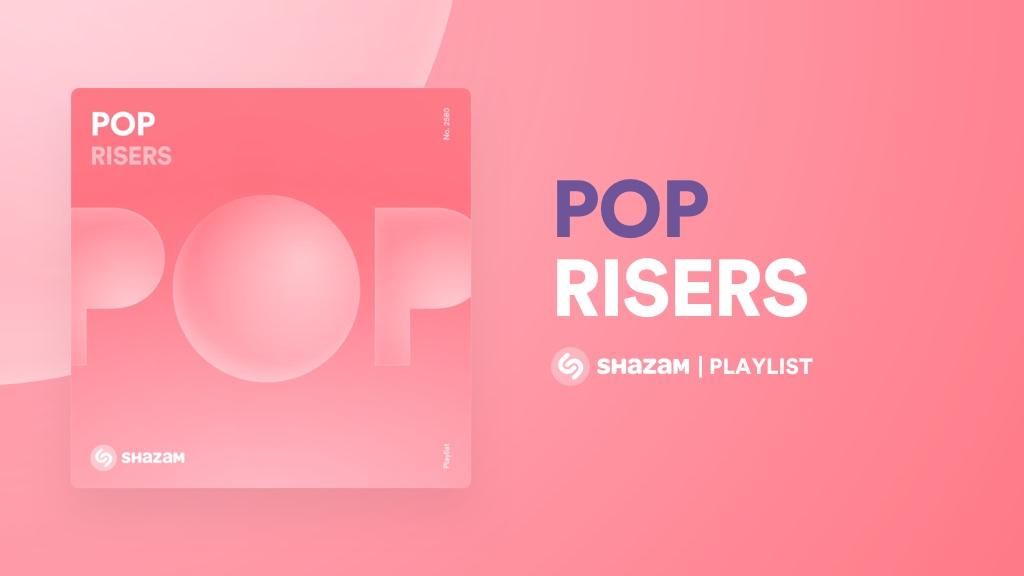 .@zaynmalik, @Olivia_Rodrigo, @edsheeran & more are featured on our #PopRisers playlist:  🎉