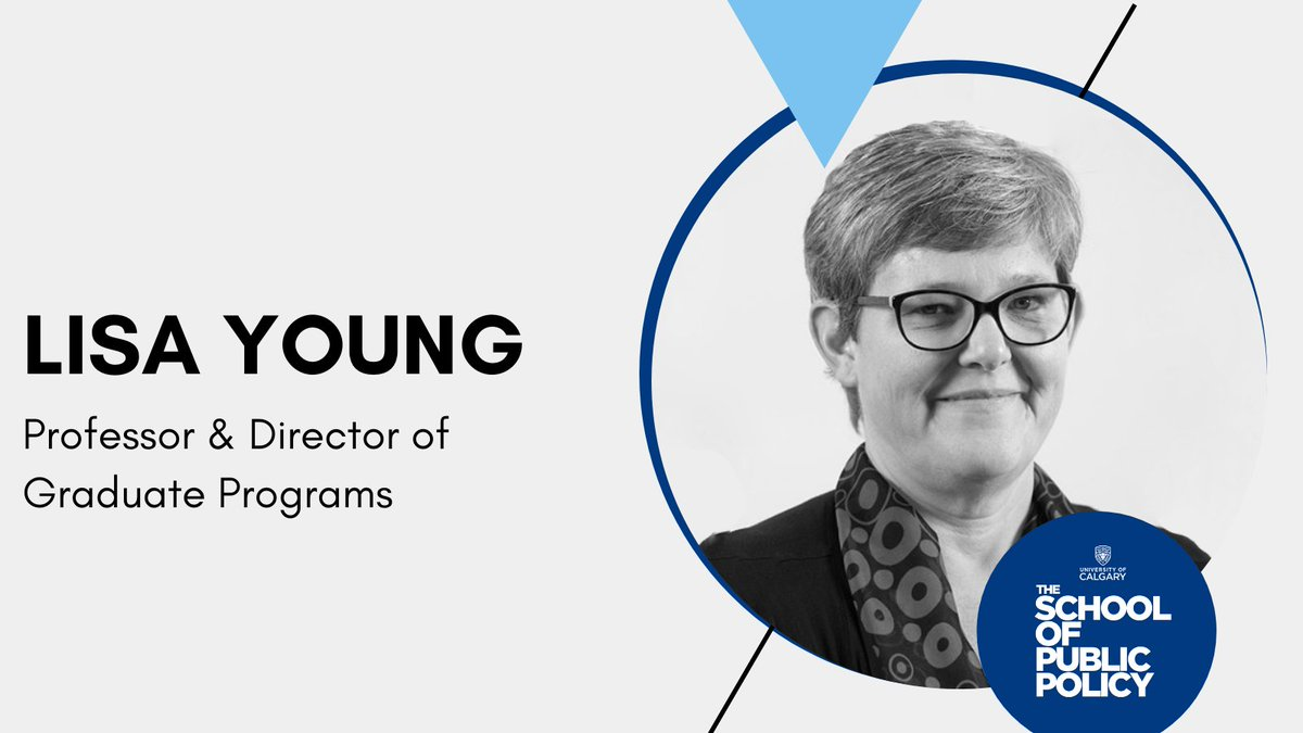 How has the Master of Public Policy program adapted to the challenges presented by COVID-19? Lisa Young, Professor & Director MPP Graduate Program discusses the pivot and our innovative teaching initiatives in a new Our People blog. Read it now - https://t.co/qeJIvwma42 https://t.co/Lj29QKrscW