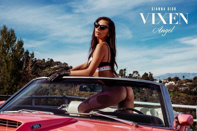 Driving us WILD in that classic Vixen set @Gianna_DiorXXX 💯❤️♠️ https://t.co/FBxfVEG2SJ https://t.co