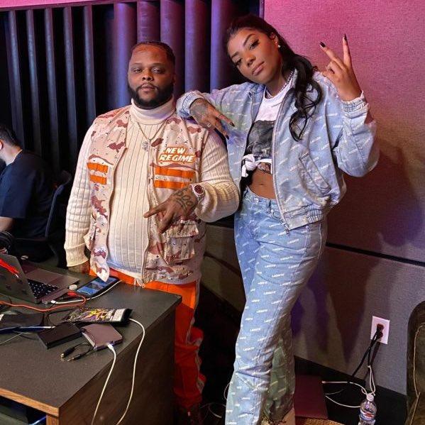 """Produzida por Rasool Diaz, um dos responsáveis por """"Drunk in Love"""" de Beyoncé, Ludmilla confirma que lançará canetada do gênero R&B ainda esse ano. A surra de TALENTO chegando."""