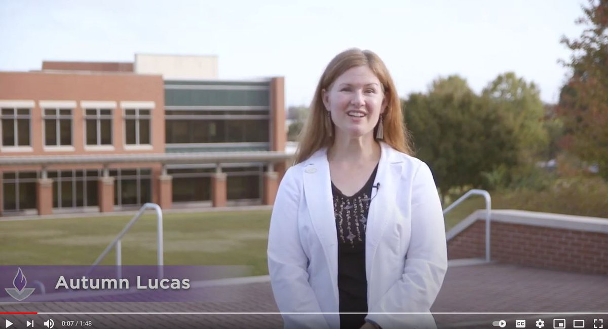 Meet Autumn Lucas of #MGA's Student Health Services.  She's here with a brief overview of tips all of us can use to help reduce the risk of COVID transmission to ourselves and others. #ArmorUp