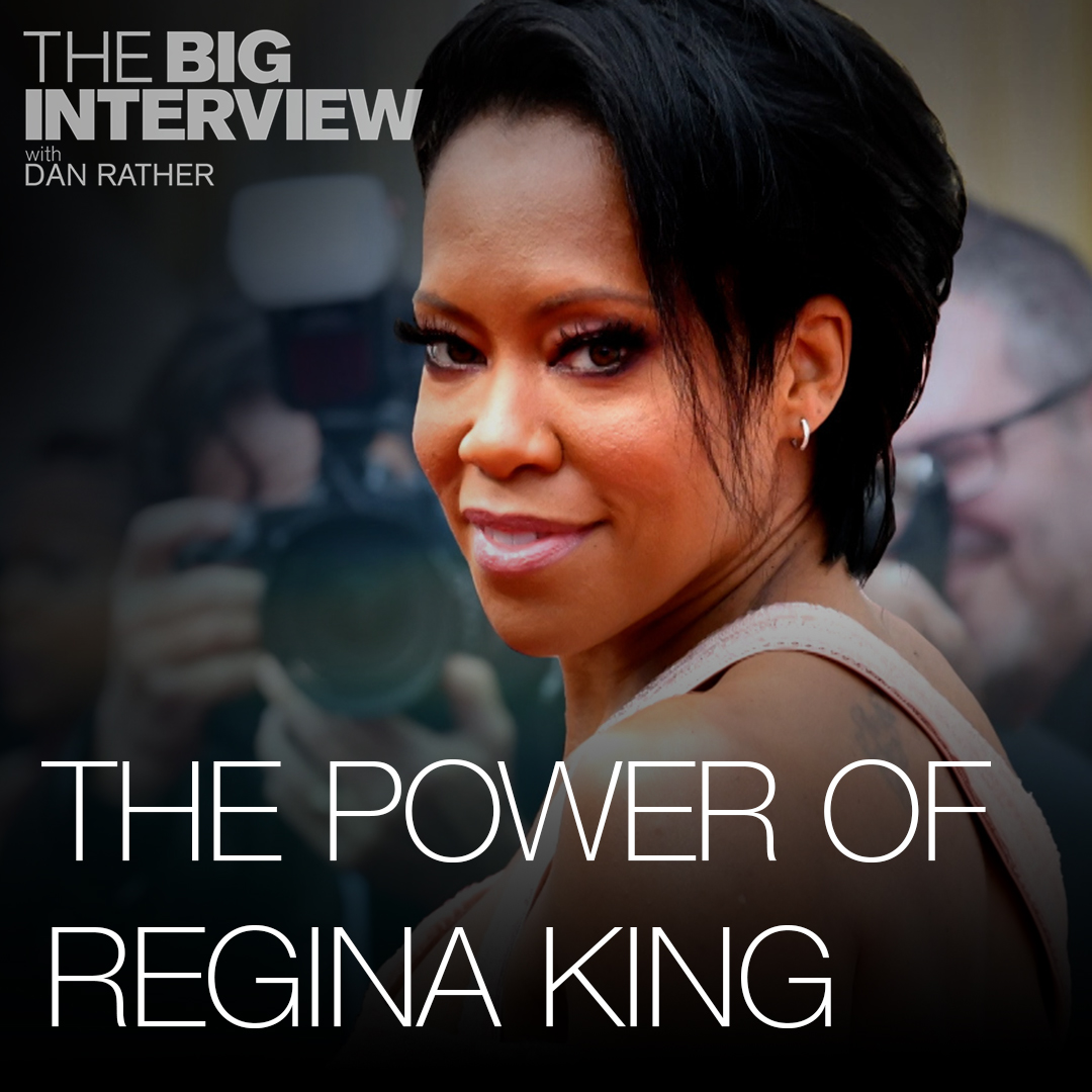 Not only does she play powerful characters, @ReginaKing is a power in herself. #TheBigInterview  Set your DVR: