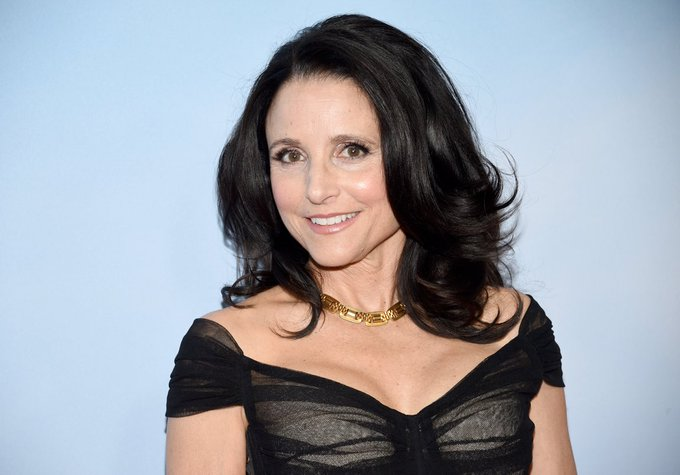 Happy birthday to Julia Louis-Dreyfus!