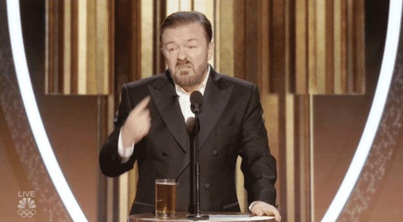 @BracketeersThe @rickygervais @jim73194352 @BracketeersThe @rickygervais @jim73194352, Ricky Gervais was the best host of Golden Globe. Ricky Gervais is brilliant👍💎👌