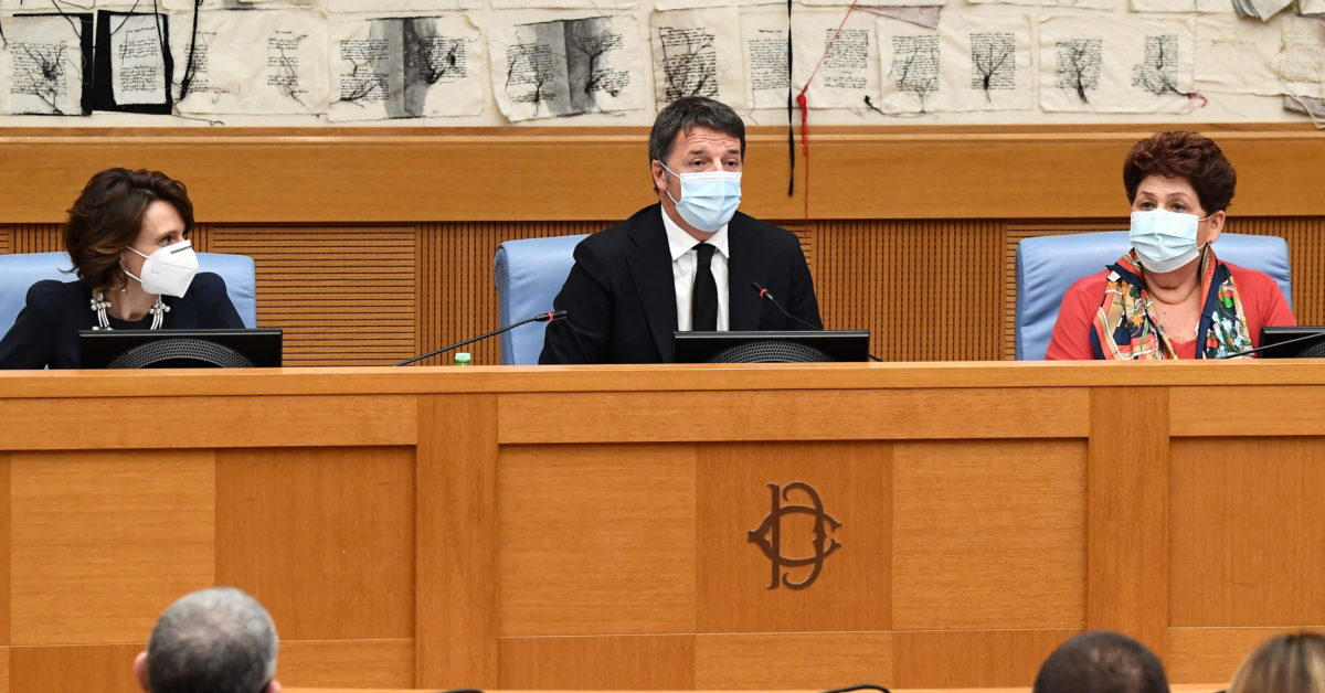 Italy's government falls into chaos, further complicating the covid response Photo
