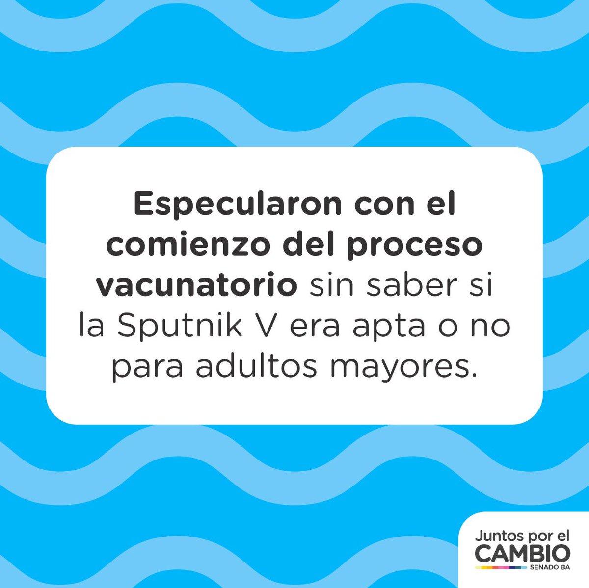 #Especulación  #Improvisados #VacunaRusa