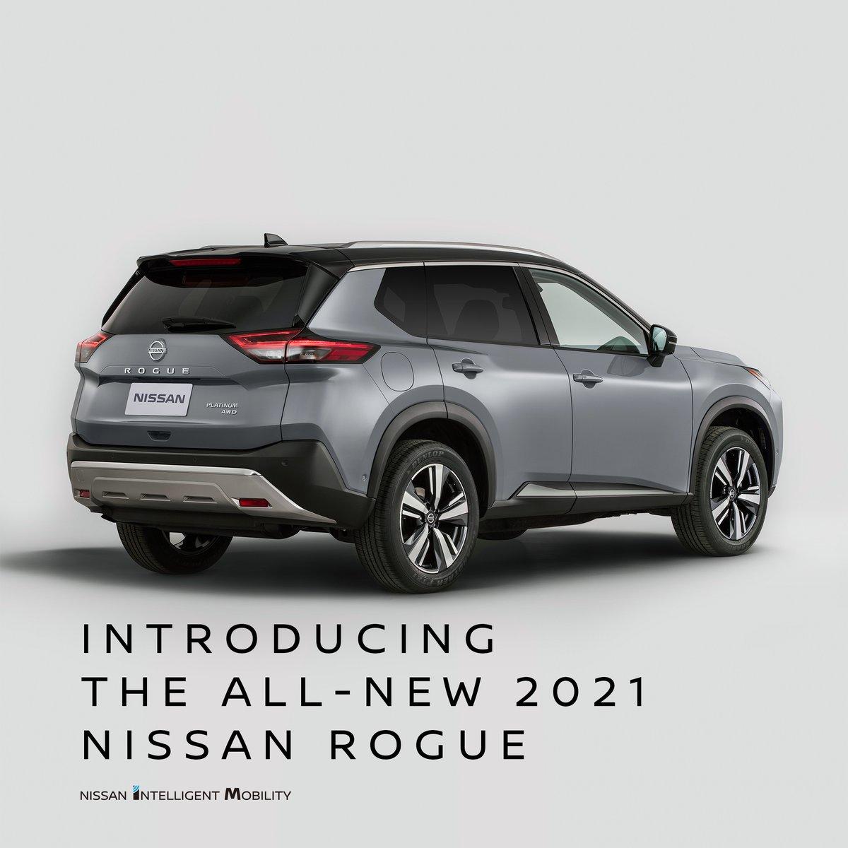 #RogueGoneRogue #NissanRogue2021