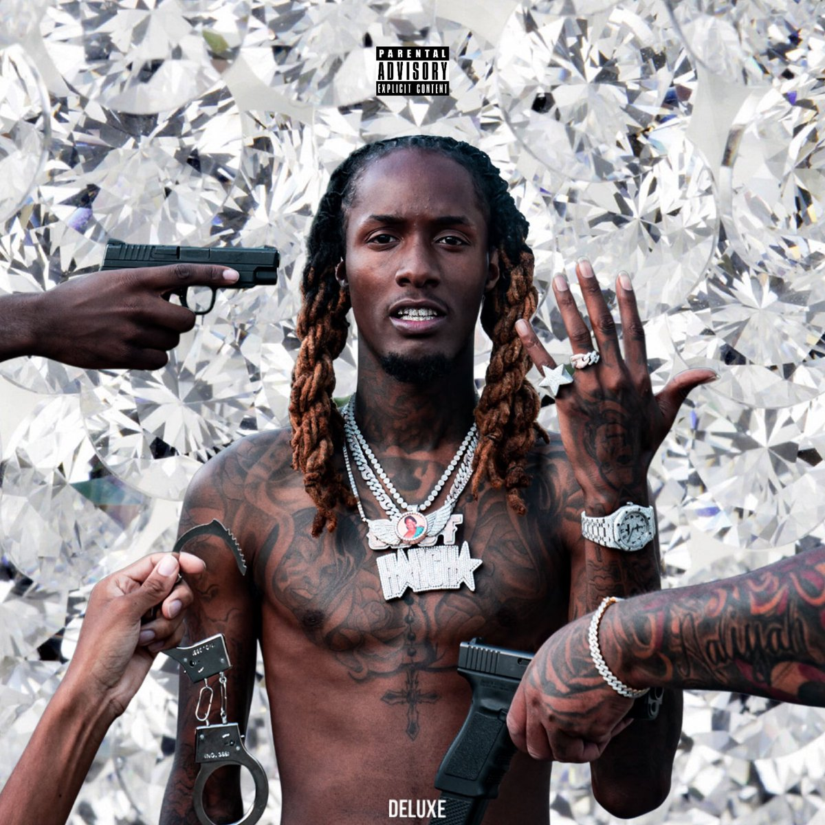 """Chicago's own Cdot Honcho is back with a new two-in-one visual for """"Who To Blame"""" + """"AKA""""    [@CdotHoncho]"""