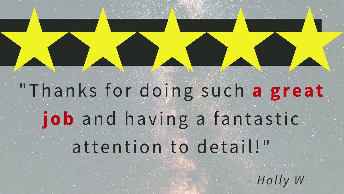 We always love hearing from our wonderful customers! Thanks for the fantastic review Hally!  #Redmond #FiveStarService #Handyman #Contractor #GreaterEastsideWashington #KingCounty #EveryoneNeedsaHandyman
