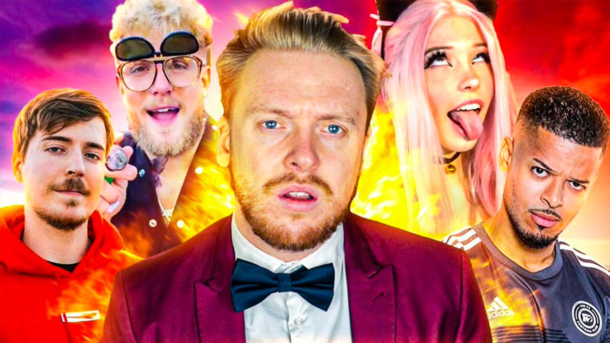 🔥 YOUTUBE ROAST 2020 🔥  I dissect the best and worst YouTubers from 2020, the worst year in recent history.  ✅✅✅  ✅✅✅  🍕retweet 🍕