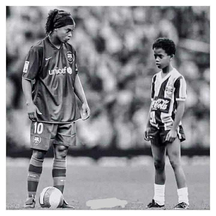 RT @dkbghana: We do Ronaldo vs Messi, Pele vs Maradona etc.  How come there isn't such for this guy? https://t.co/DxSb7e2zPa