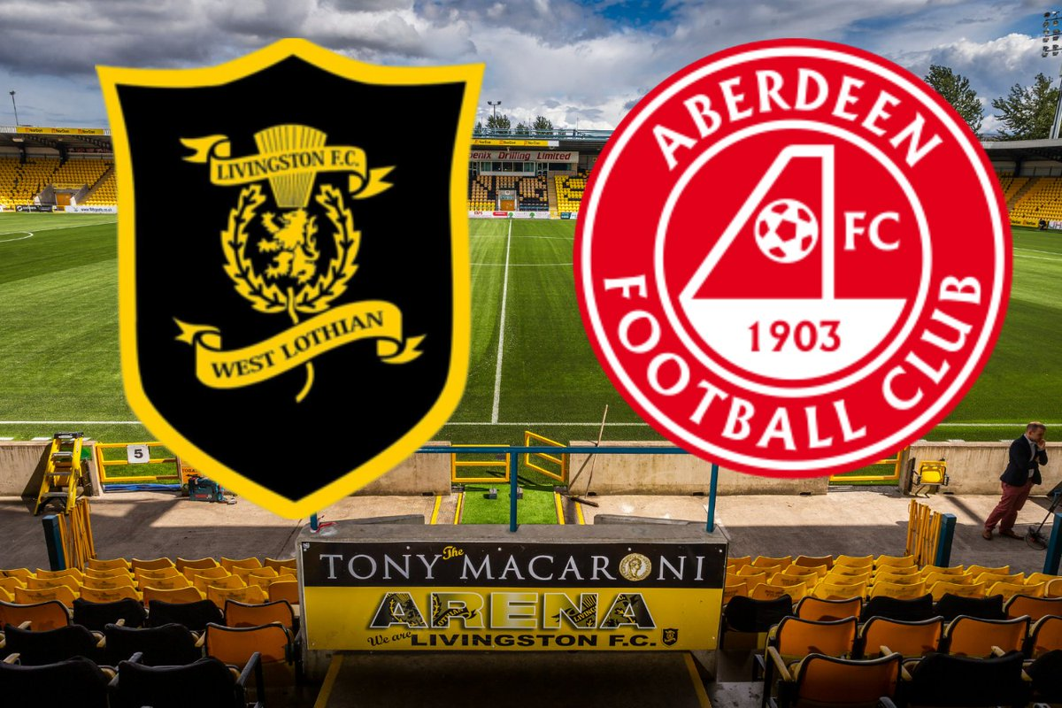 GAME OFF!!   Livingston vs Aberdeen has been postponed following a pitch inspection due to a waterlogged pitch   https://t.co/CsvWa9PRp0 https://t.co/8Yig9x6QND