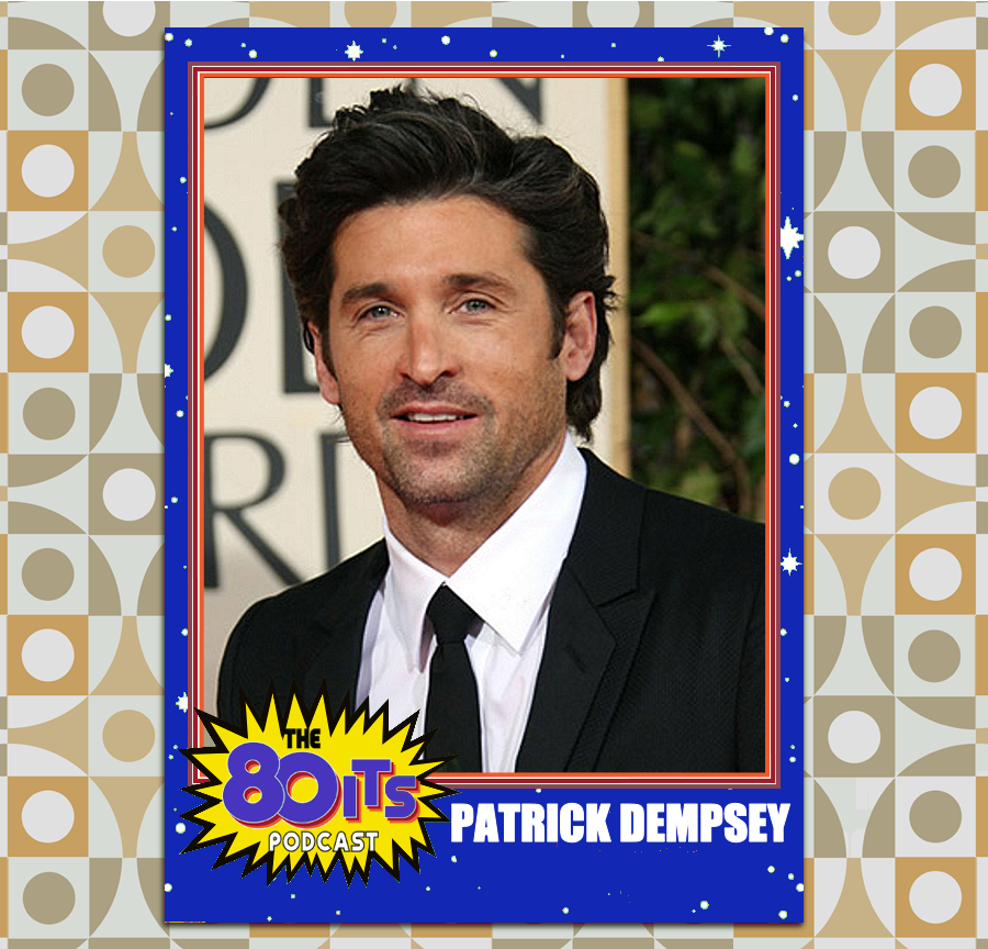 Happy Birthday Patrick Dempsey!