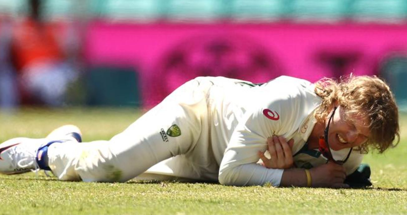 Australia vs India: Will Pucovski ruled out of fourth Test with shoulder injury Photo