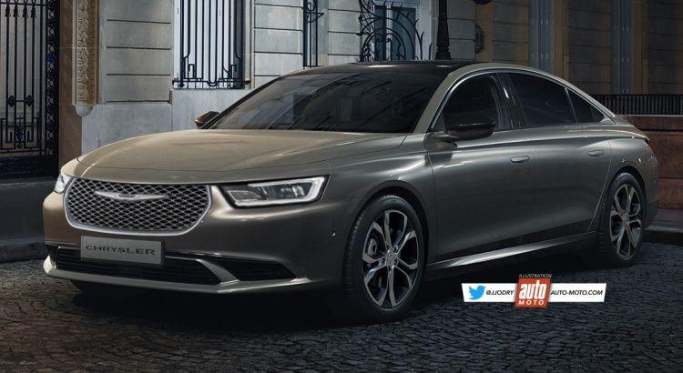 #Especulacion | ¿Sería el futuro 300C un DS 9 con logos de Chrysler?  ➡➡