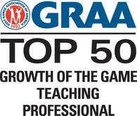 I rarely toot my own horn but I'm honored to be recognized for the 4th year in a row. Thanks @GolfRangeAssoc for the opportunity! I think my most important duty as a @PGA Member is to #growthegame