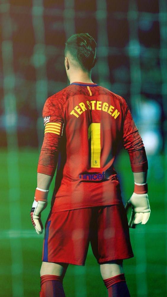 @FCBarcelona Numero uno