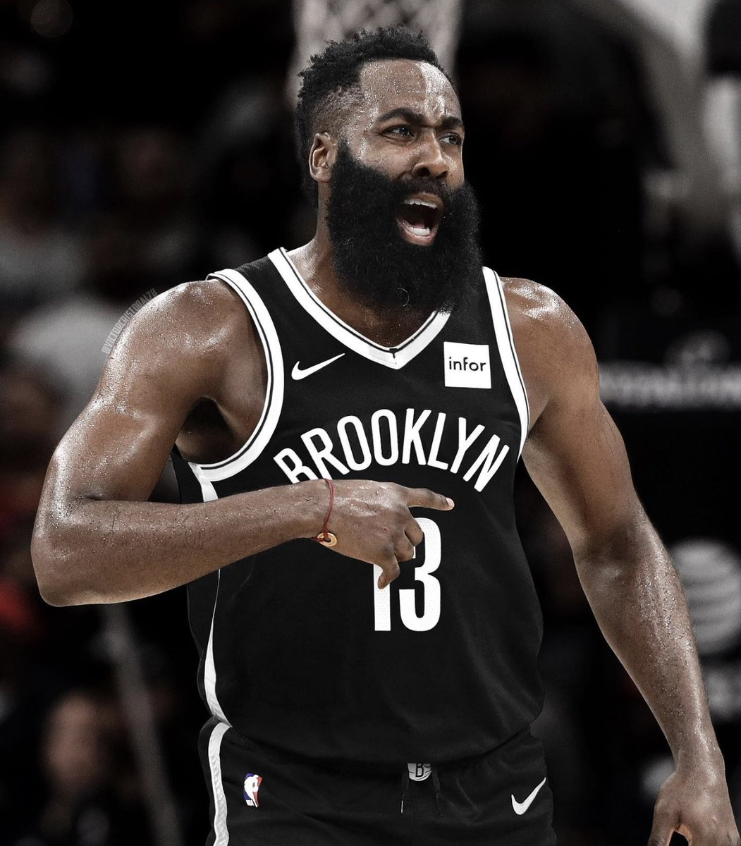 BREAKING: James Harden has been traded to the Brooklyn Nets, via @ShamsCharania