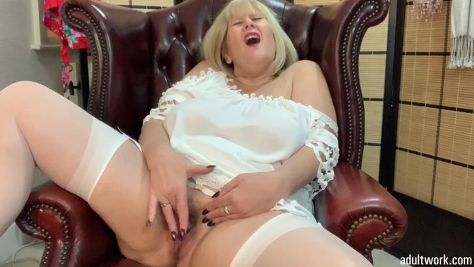 Another movie clip sold via #Adultwork.com! https://t.co/N8C3gwQ4Nb Wet Pussy in White Finger Fuck https://t