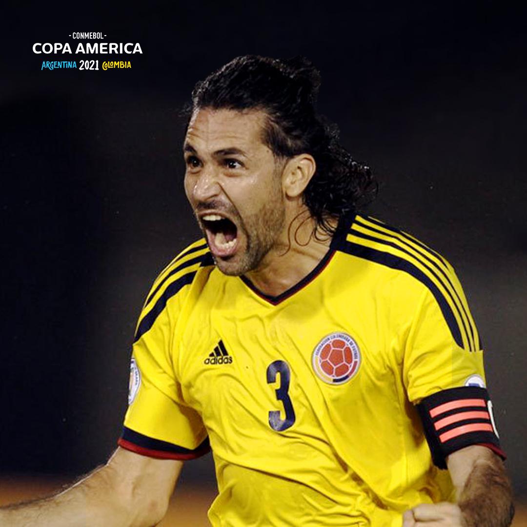 El eterno capitán colombiano, campeón en el 2001 y uno de los embajadores de la CONMEBOL Copa América 2021 hoy está cumpliendo años. ¡Felicidades al gran @MarioAYepes  ! 🇨🇴🏆  #VibraElContinente