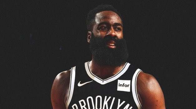 BREAKING: James Harden has been traded to the Brooklyn Nets 🏀
