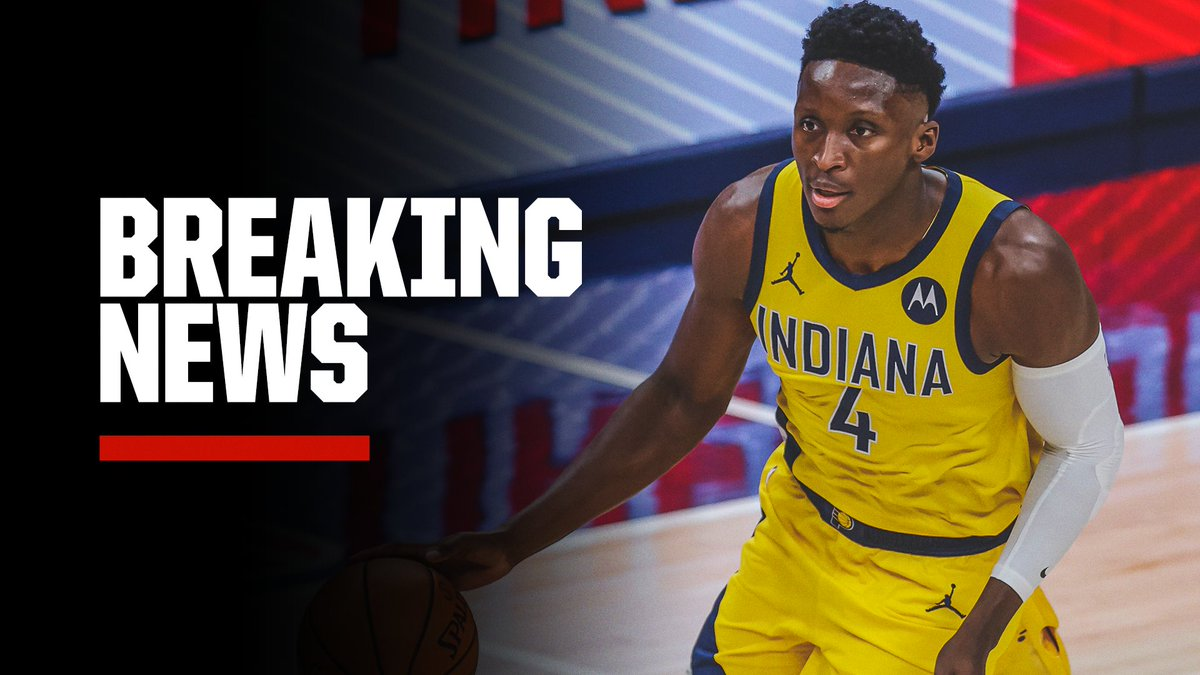 Breaking: The Rockets are expanding the deal to send Caris LeVert to the Pacers for Victor Oladipo, sources tell @wojespn.