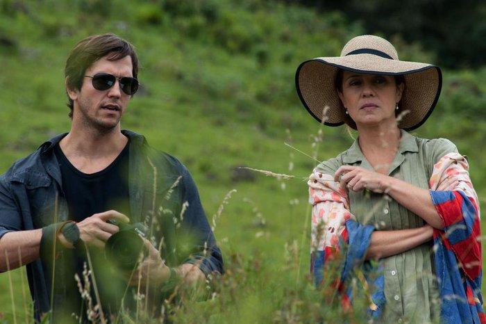 Acordada até agora só pra ver a 'Real Beleza' desse casal em cena! ✨ #Corujão