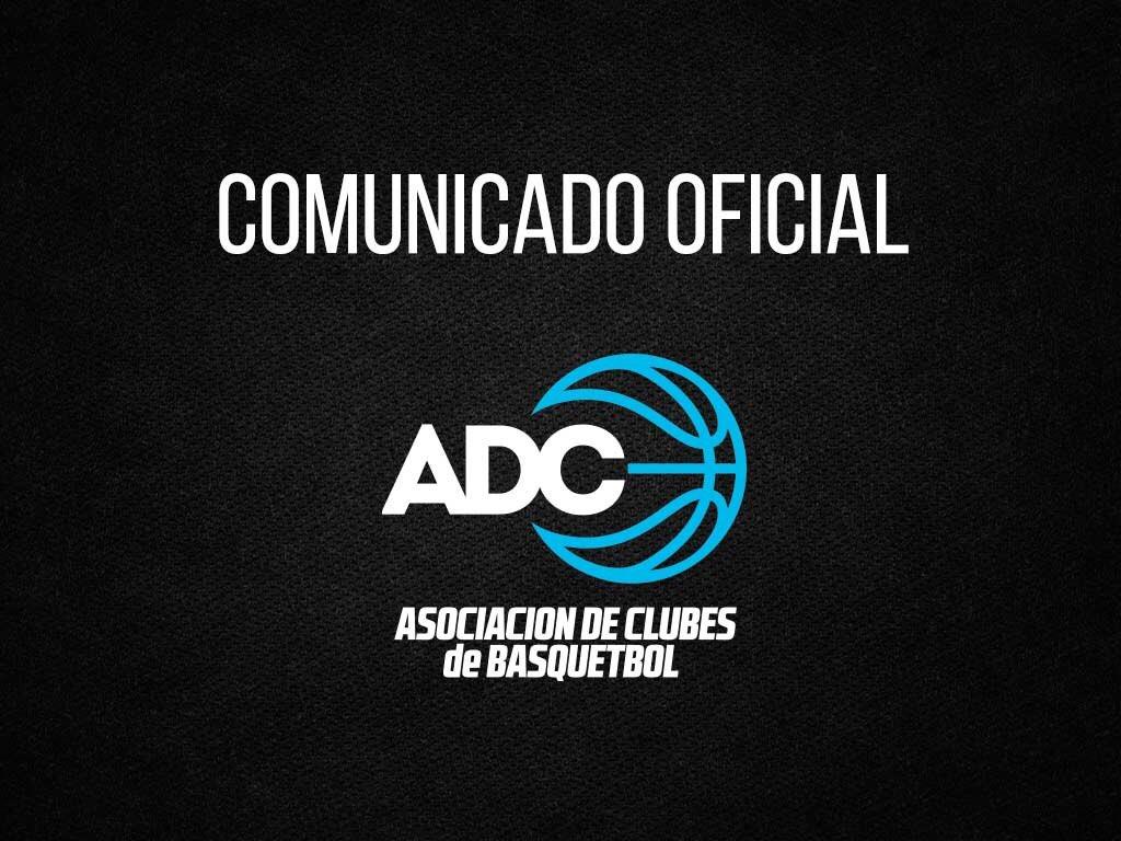 Comunicado de la AdC sobre los árbitros