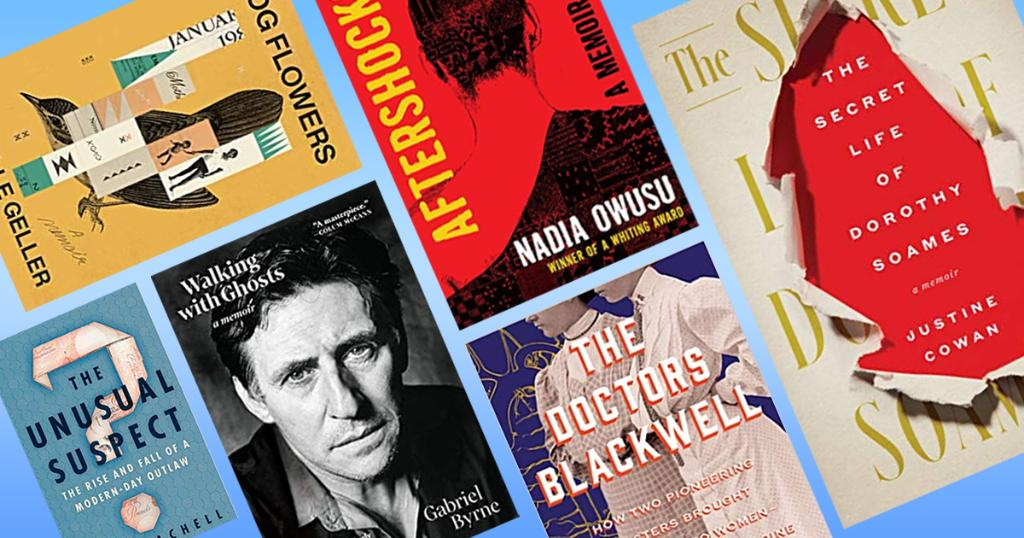 The best new biographies and memoirs of January, according to Amazon's editors:
