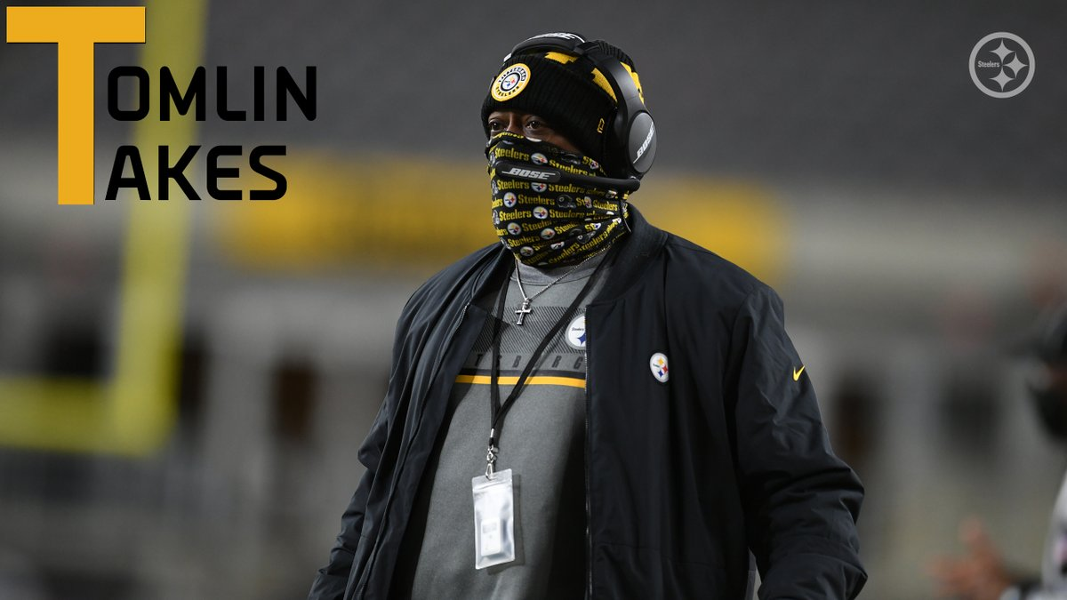 Coach Mike Tomlin weighed in on Ben Roethlisberger, rookies and Mason Rudolph in today's Tomlin's Takes.   More: